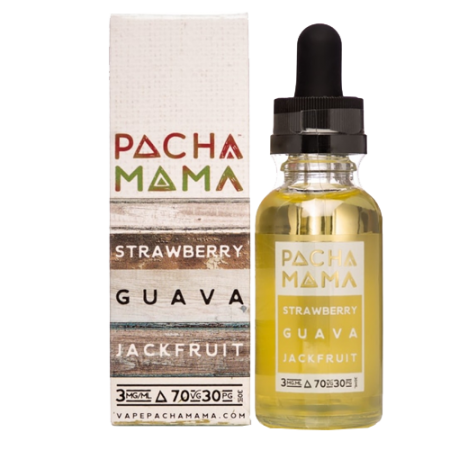 Pacha Mama - Strawberry Guava JackFruit